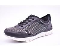 Кроссовки | Полуботинки | Спортивная обувь Marco Tozzi 23615-26чер.