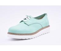 Полуботинки | Спортивная обувь  Simen 6898св.зел.