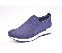 Обувь спортивная | Кеды Marco Tozzi 24719-20син.