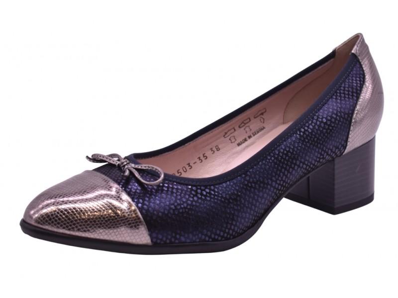 Туфли Olivia арт.4068 синие