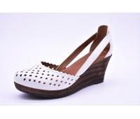 Туфли летние | Босоножки Ergo 181-505бел.