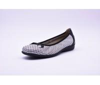Туфли|Балетки  Caprice 22157-28 белые