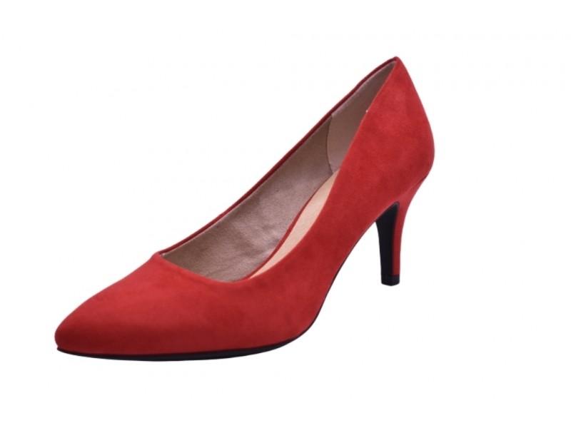Туфли Marco Tozzi  арт.3507 красные
