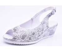 Туфли летниe Ara арт. 2039 белые