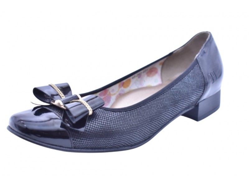 Туфли Hasley арт.3514 черные