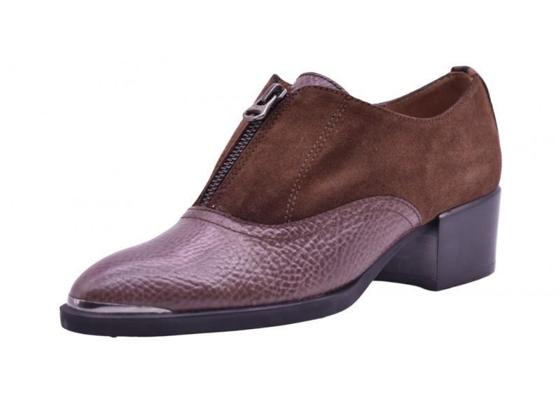 Туфли Hispanitas  арт.4085 коричневые