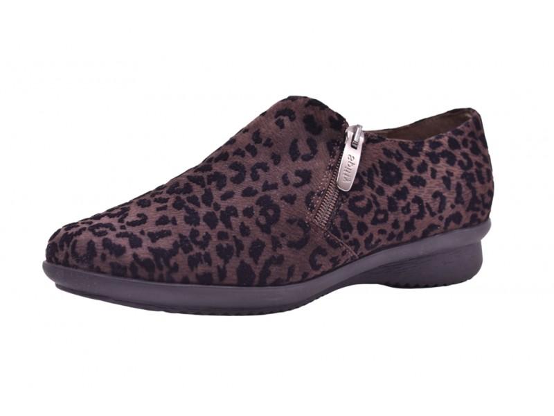 Туфли  Spiffy  арт.4086 коричневые