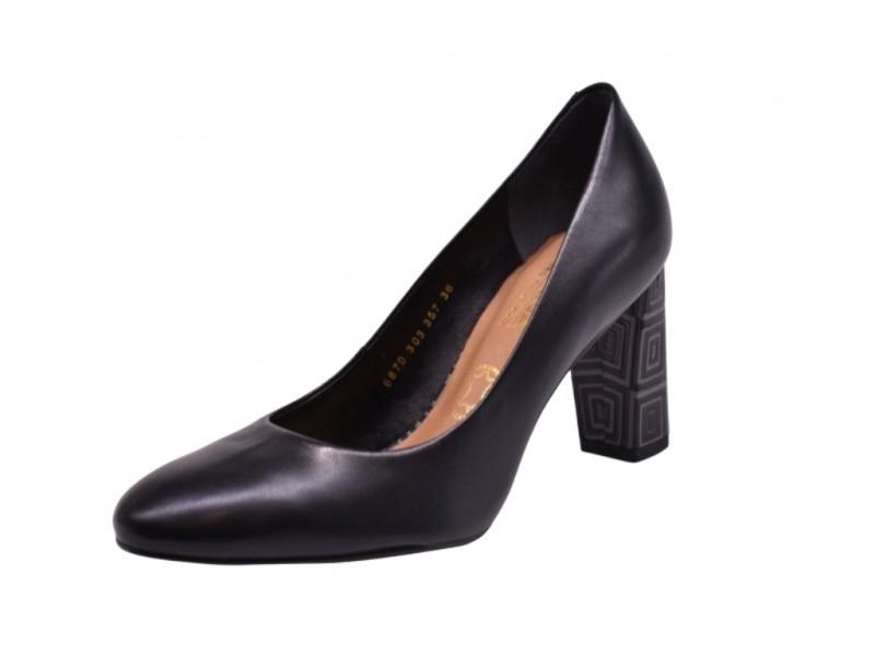 Туфли Indiana арт.3510 черные