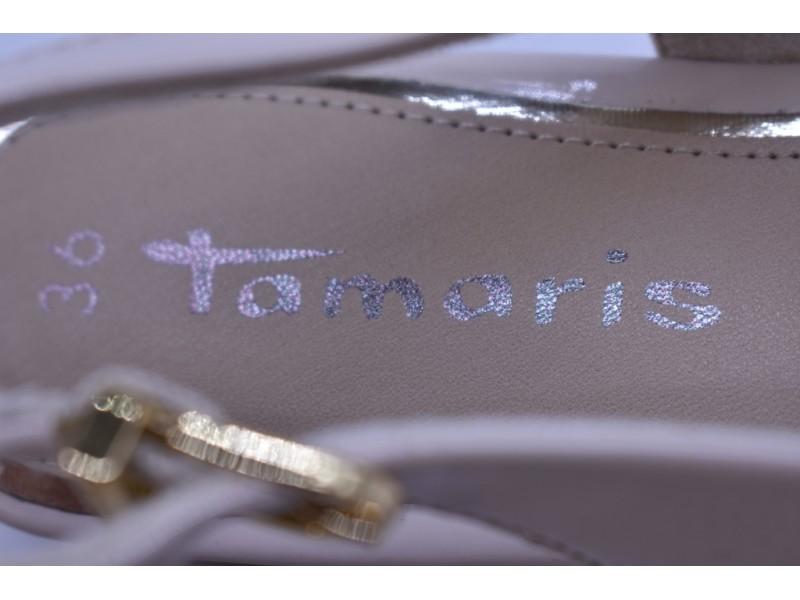 Босоножки Tamaris  арт. 4030 бежевые